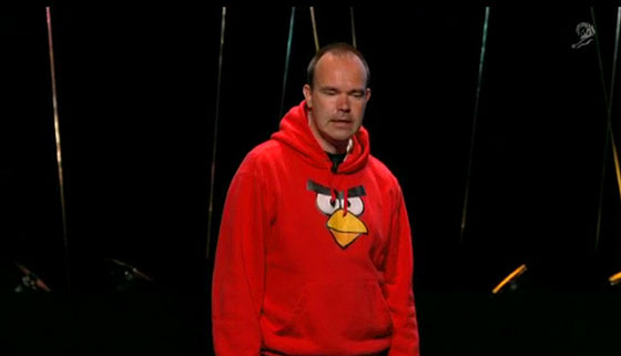 Peter Vesterbacka (Angry Birds)